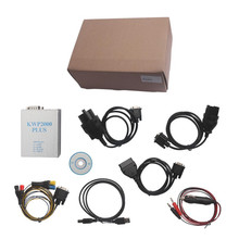 Good price KWP2000 Plus diagnostic software ECU REMAP Flasher Tuning Tool KWP 2000 Plus