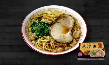 Instant Noodles Food Japan Onomichi Ramen TONCHINKAN Instant Foods