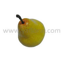 Hand making artificial plastic pear trees fake real weight for indoor decoration