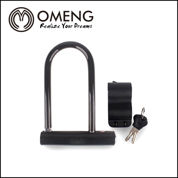 Scooter lock, U cable lock bicycle, safety lock competitive price