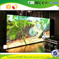 Special Perfect Vision Effect concerts wedding events p4 512*512mm thin indoor 4mm auditorium led tv video screen