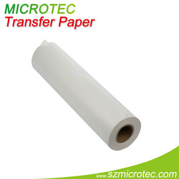 how to use heat transfer paper roll