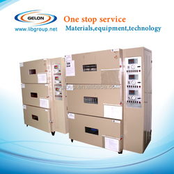 Battery Vacuum Drying Oven for vacuum standing,raw materials baking