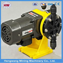 2016 Jining Hengwang ISO automatic electronic/chemical/liquid dosing/metering pump