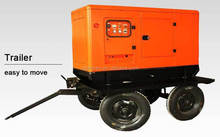 Heavy duty 80kVA Generator Price For Post And Telecommunication System