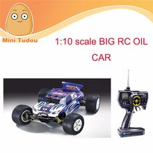 rc car 1 10 remote control petrol cars for sale RC big truck 1/10 scale model cars