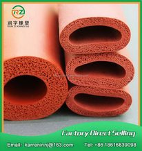 Good quality durable service protective silicone foam padding tube