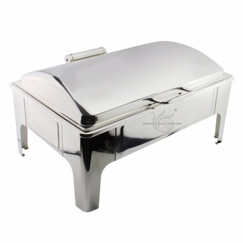 Commercial Used 9L Cheap Chafer with Hinge
