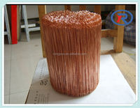 alibaba china loe price flexible metal wire loop tie wire twist tie wire