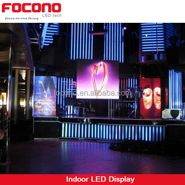 Innovative New Product Indoor LED Advertising Display Screen LED Indoor Display ph10 Indoor LED Display