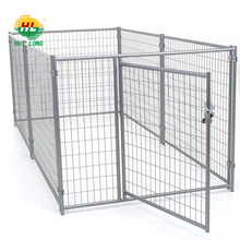Metal Dog Pet House Welded Wire Dog Fence Kennel ISO9001