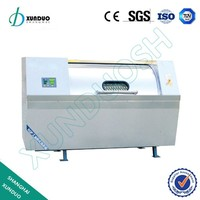 Front load big capacity industrial washing machine