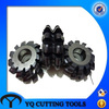 HSS TIALN coated 31.75*19.05 chain sprocket milling cutter
