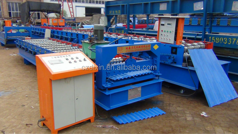 China Manufacturers supply water ripple cold rolling mill