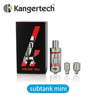 New Kanger Sub Tank Mini Pyrex Glass Cartomizer with OCC