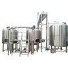 Beer making system brewhouse equipment, microbrewery