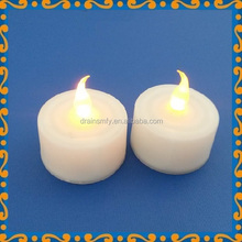 FLashing and light color change LED candle light