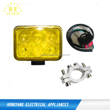 New Design Top Quality Best selling work zone led light spot flood cars,atvs ip67