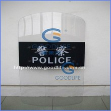 Safety defense impact strengh Polycarbonate sheet for Anti-roit Shield