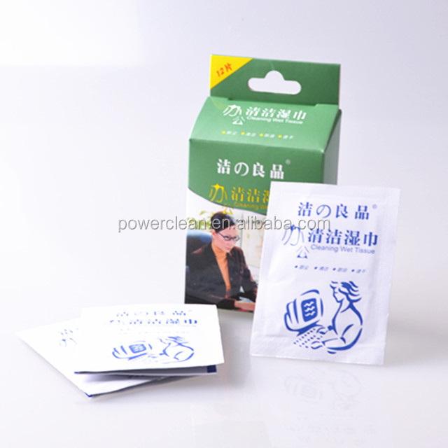 Multi-purpose Office Cleaning Wet Wipes Wholesale for Daily Use
