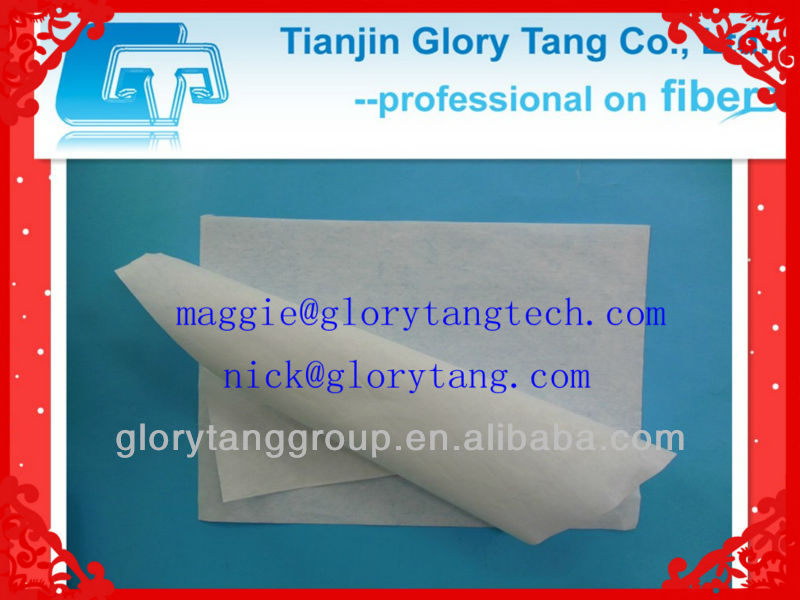 natural wood +polyester/viscose/polypropylene nonwoven,spunlace nonwoven fabric for wet wipes