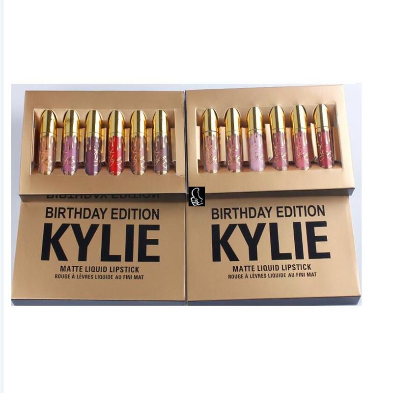 Блеск для губ kylie birthday