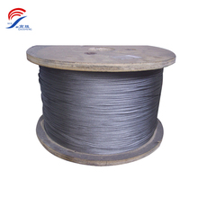 Hot-dip galvanized steel wire rope