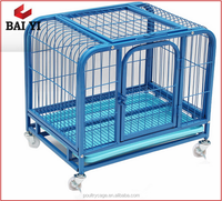 PVC Coated Galvanized Welded Dog Fence/Dog Boxes Aluminum/Galvanized Steel Dog Run
