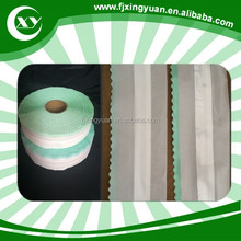 Magic side tapes for baby/ adult diaper production