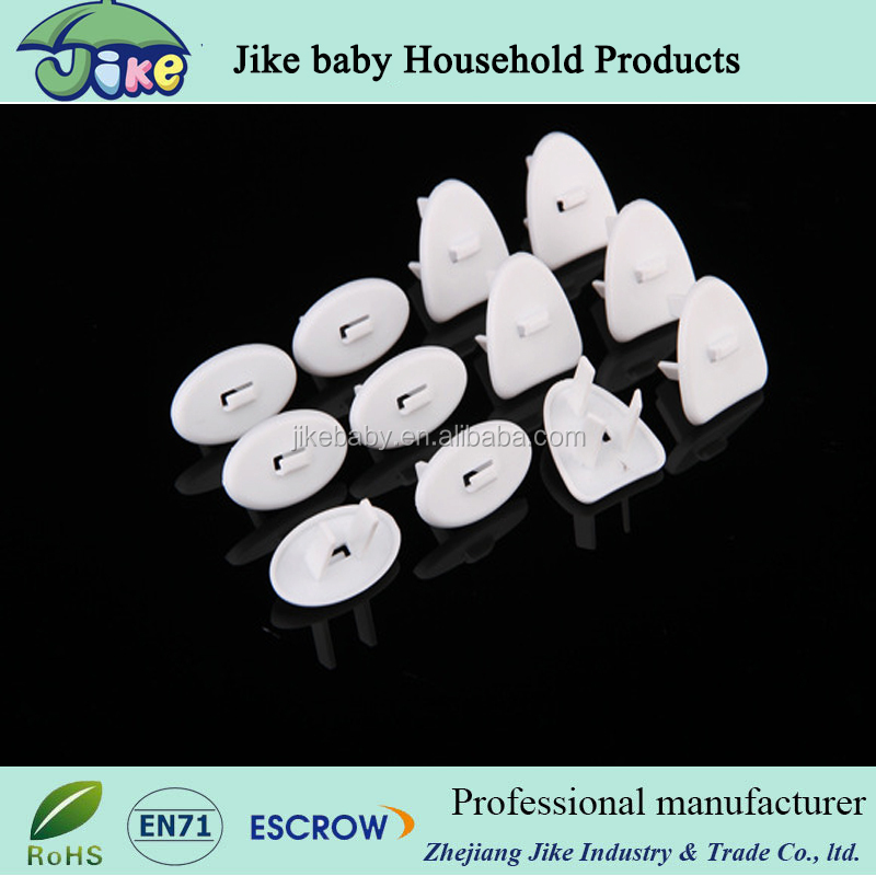 Chinese baby safety socket cover standard plastic electrical outlet cover