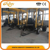 used portable water well drilling rigs for sale,deep water well rig drilling machine