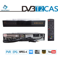 DVB-T2 MPEG-4/H.264 Satellite Decoder