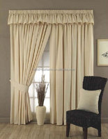 MEIJIA Customized luxury hotel curtains/blind curtain fabric/luxury jacquard curtain