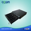 ECD330 China factory making automatic open drawer, supermarket cash machine,metal cash box