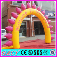 Amazing decoration!!! Inflatable party decorative arches