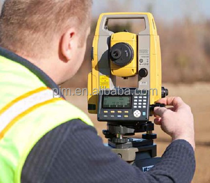 reflectorless total station surveying used topcon estacion total es-102/102/103/105/107 bluetooth total station