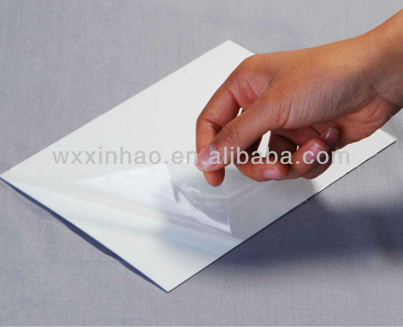 aluminum sheet protecting film