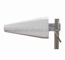 4G LTE Antenna 698-2700MHz frequency LPDA pannel antenna 10M SYV-50-31cable