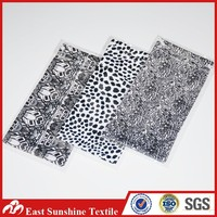 One Color Digital Printing Microfibre Sunglasses Bag Pouch