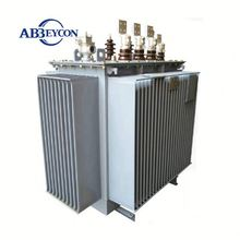 S9 Oil Immersed electric transformer hs code, Non-excitation Tap-changing Transformer of 35kV and Below tramsformer 80kva