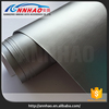 ANNHAO 1.52*20m Air Free Gold Matte Mettalic Brushed Chrome Car Vinyl Wrap