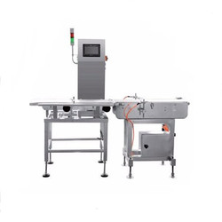 Full Automatic Production line weight checking machine for food packing machine