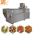 Continuous automatic twin screw extruder