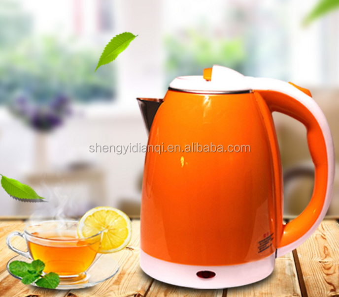 Good price hotel electric tea kettle/tea maker/heating element kettle