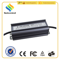 3000mA Constant Current Led Driver 100W Waterproof AC/DC Power Supply