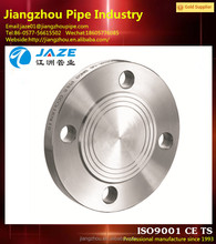stainless steel forging slip blind flange manufacturer