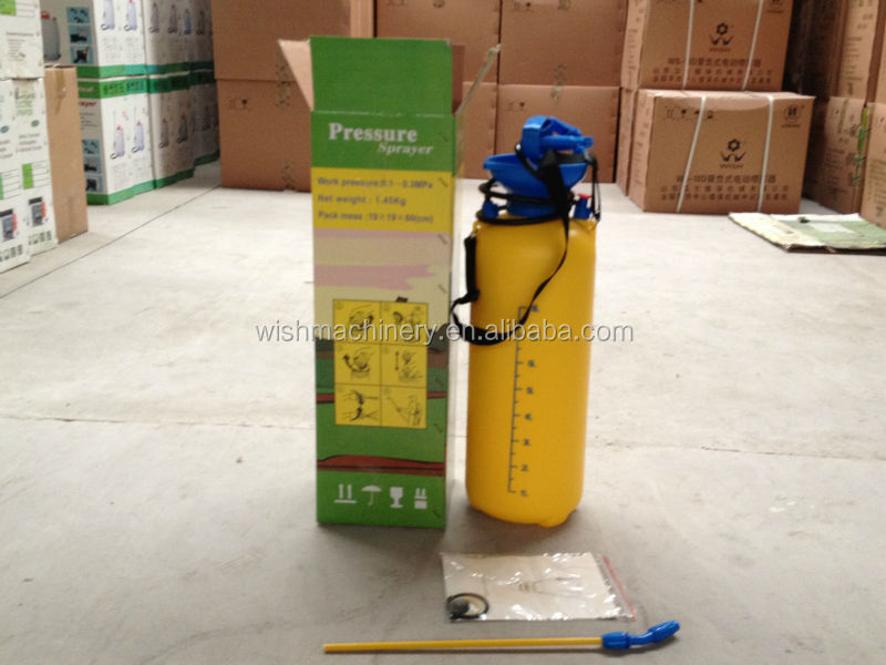 8L horticultural hand operated sprayer WS-8Y