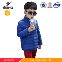 2016 new Korean style rose red children's winter clothing boys jacket coat plus thick warm kid jacket for boys
