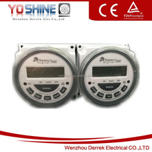 USA 120V AC Daily & Weekly Programmable Digital Timer / Time Switch