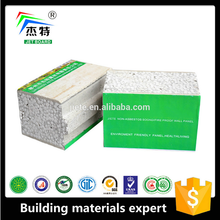 Manufacturer of light weight concrete partition wall AAC panel, substitute of EPS sandwich panel